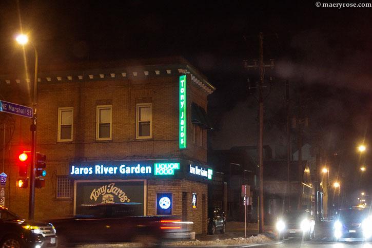 Tony Jaros River Garden
